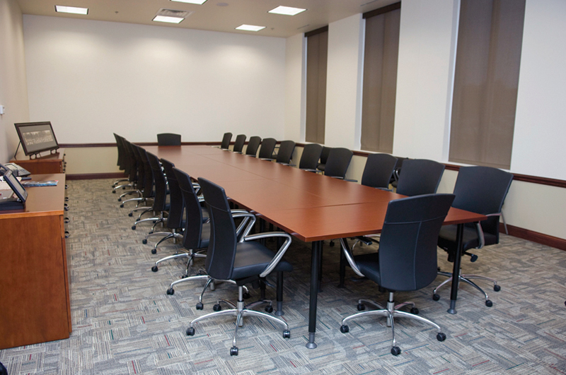 Alumni Center - Carl E. Kasten Board Room