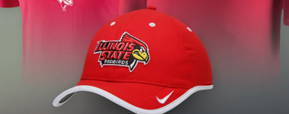 Illinois State duffle bag